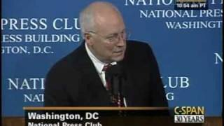 Dick Cheney on Same-Sex Marriage