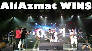 Ali Azmat and Umair Jaswal fight over