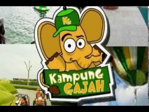 KAMPUNG Gajah Wonderland Yang FANTYASTIC!!!, wisata Lembang Bandung