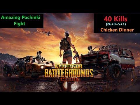 Xxx Mp4 Hindi PUBG Mobile 40 Kills Amazing Pochinki Fight Chicken Dinner 3gp Sex