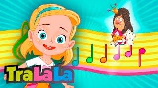 Cântecul Gamei - Cântece pentru copii   TraLaLa