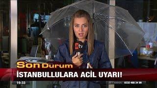 Çok kuvvetli sağanak yağış bekleniyor! - 29 Eylül 2017