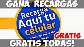 Saldo Gratis Para TODO MEXICO! - Recargas Gratis Comprobado! Telcel Movi Y Mas!