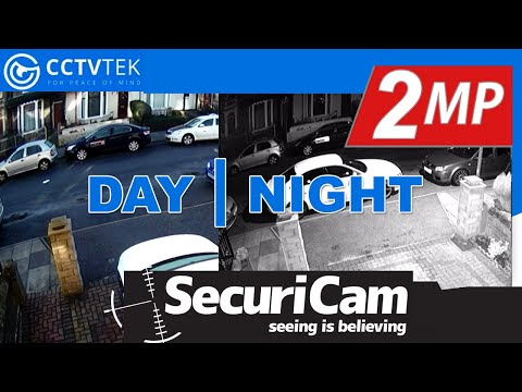 Securicam - AHD 2MP 1080P Day & Night Footage