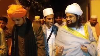 Shehzada e safipur Hazrat syed hasnain  miyan baqai coming back to home