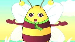 Phule Phule Dhole Dhole - Rabindra Sangeet – Bengali Animation – Kids Song