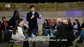 النائب محمود الخرابشة ينسحب من برنامج اساء للأردنيات