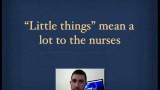 Med School and Intern Quick Tips 13 - Nurse Doctor Communic