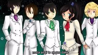 【5 UTAU】 The Necrophile's Bride
