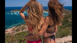 SARDINIA ITALY: Beach Babe Swimwear Adventures In Italy