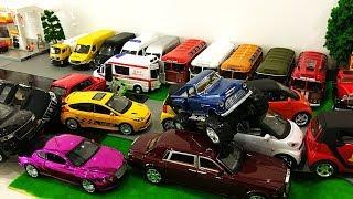 Car Cartoon for Children | Cartoon Cars | Car Parking for Kids | Toy Cars for Kids Cartoon Toys