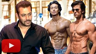 Salman Khan INSECURED Of Hrithik Roshan, Tiger Shroff? | LehrenTV