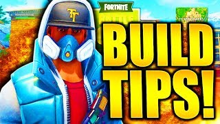 HOW TO WIN BUILD FIGHTS FORTNITE TIPS AND TRICKS! HOW TO GET BETTER AT FORTNITE PRO TIPS SEASON 4!