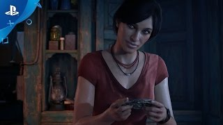 UNCHARTED: The Lost Legacy - Riverboat Revelation Cinematic Trailer | PS4
