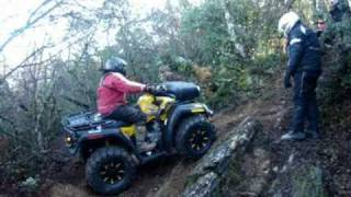 ATV 4X4 OFF-ROAD riding