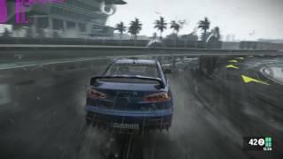 Project Cars Rain Race Ultra Settings 4K   GTX 1080 FTW   i7 4790K 4.6GHz