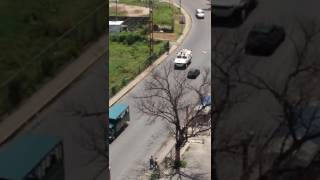 Caos y descontrol por segundo día consecutivo en  Aragua (Fotos y Videos)
