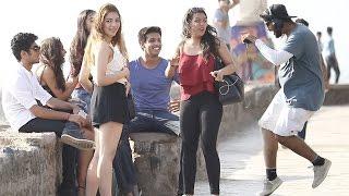 Singing Justin Bieber's Songs BADLY In Public Prank in India | Baap Of Bakchod - Raj