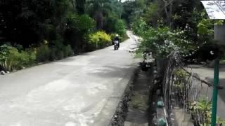 Motorstar z150 slow ride