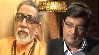 Bal Thackeray on reconciliation with nephew Raj Thackeray