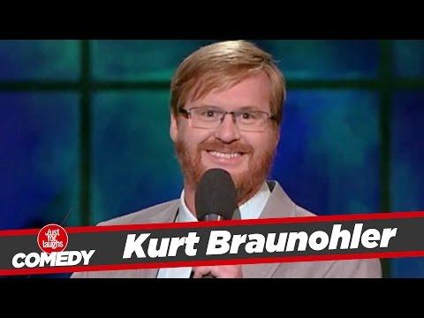 Kurt Braunohler Stand Up 2013