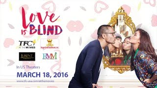 Love Is Blind, showing in US theaters starting Mar 18!