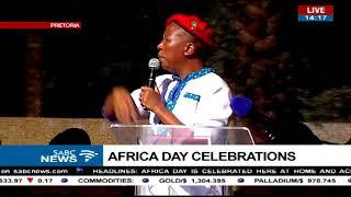 Julius Malema slams Thuma Mina campaign and ENCA