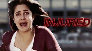 Katrina Kaif Seriously INJURED On Jagga Jasoos Sets
