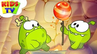 The Stone Age | Om Nom Stories | Episode 17 | Funny Cartoons | Kids Tv
