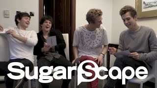 The Vamps take the Test Your Love quiz