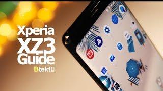 Sony Xperia XZ3 Tips and Tricks | A Btekt Guide