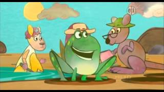 027 Super Why    Tiddalick the Frog