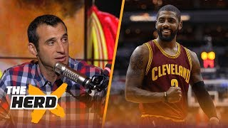 Kyrie Irving to the New York Knicks? Doug Gottlieb says it