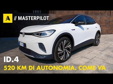 """Volkswagen ID4 Autonomia 520 km per la """"Tiguan"""" elettrica"""