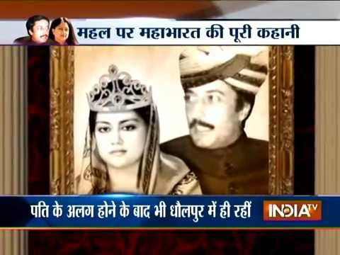 Xxx Mp4 Inside Story Of Vasundhara Raje S Relation With Dholpur Palace India Tv 3gp Sex