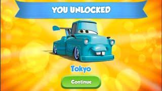 Disney Pixar Cars Fast as Lighting - Tokyo Mater