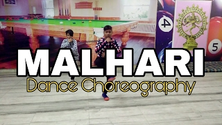 MALHARI - Bajirao mastani || Dance Video || Beat Killer Dance Studio || Ranveer Singh