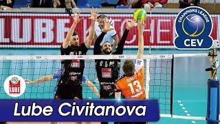 [Points] LUBE CIVITANOVA vs. Knack Roeselare | CEV 2017