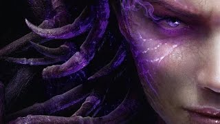 StarCraft 2 Hearth of The Swarm Cinematics Timeline 1080p Dublado