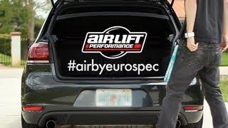 Volkswagen MK6 GTI - AirLift Performance