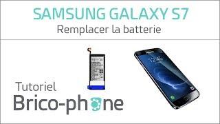 Tutoriel Samsung Galaxy S7 : remplacer la batterie  HD