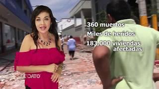A un año del sismo #S19