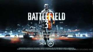 Battlefield 3 - 'Act of Valor' Music Clip 720p HD