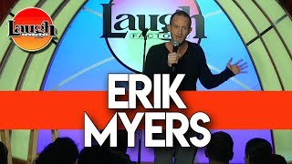 Erik Myers | Vegas Hotels F%$K You | Laugh Factory Las Vegas Stand Up Comedy