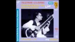 Nikhil Banerjee Raga Bageshree Live in Germany 1971