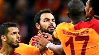 يونس بلهندة يفجر أرضية الملعب في قمة الدوري التركي