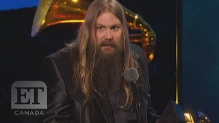 Chris Stapleton Wins Best Country Song Grammy
