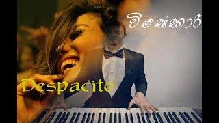 Despacito / Visekari (විසේකාරී) Mashup Piano Cover (Luis Fonsi/ Bachi Susan)