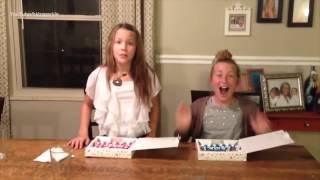 Kids finding out they're going to have a sister/brother! Compilation