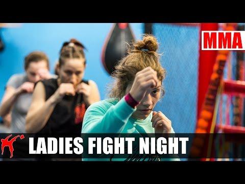 Xxx Mp4 Ladies Fight Night I Obóz Sparingowy 3gp Sex